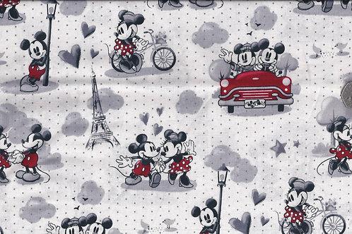 Mickey & Minnie Vintage A0108