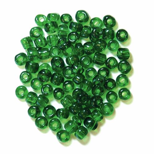 4mm E Beads Green CF01/30004 15g