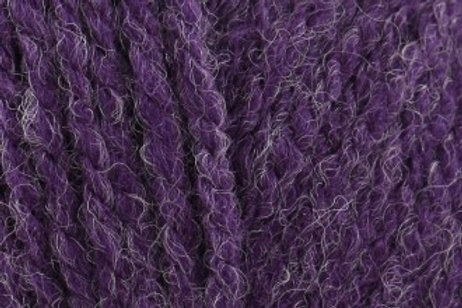 Wendy with Wool DK col 5317 Purple 100g