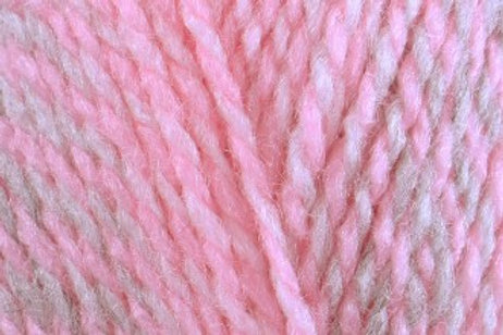 James C Brett Baby Marble DK col BM10 Pinks 100g