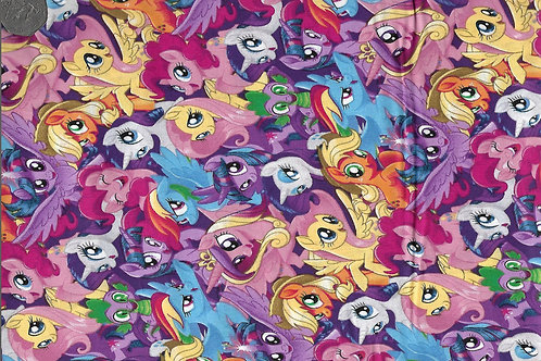 Packed Ponies - My Little Pony Nutex A0110