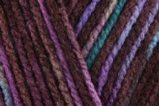 Patons Fab DK col 2074 Violet Print 100g