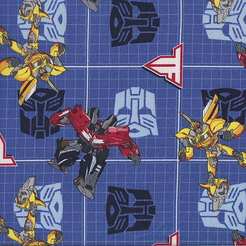 Transformers on Blue Boxes Nutex A0129
