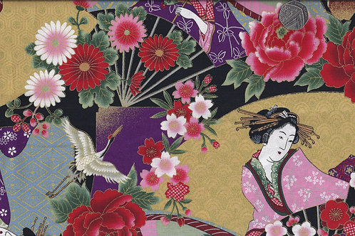 Kanedai Geisha Nutex A0185