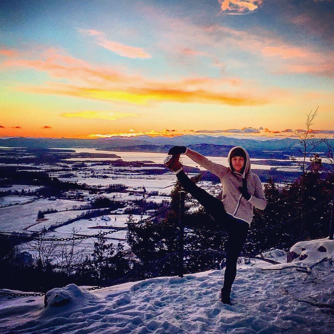 Mount Philo, Vermont