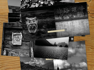 Les magnifiques cartes postales de Romain Guelat