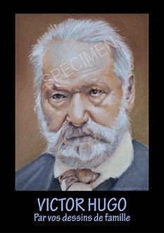 portrait Victor Hugo