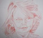 portrait sanguine