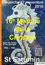 Marché création Saint Saturnin