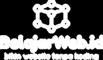Logo BelajarWeb WHITE.png