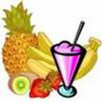 Mango, Pineapple, Banana Smoothie