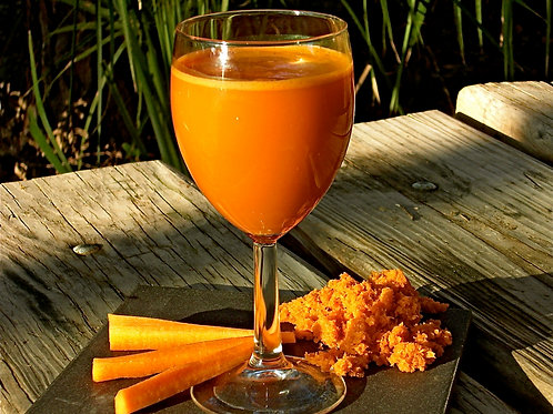 Organic Carrot Juice 16oz