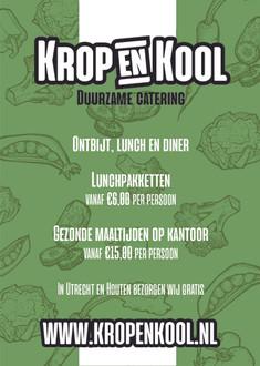 Flyer Krop&Kool