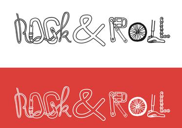 Logo Rock&Roll