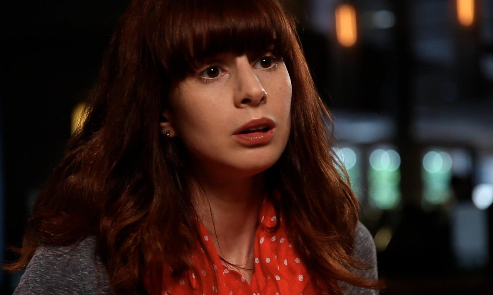 Josephine Hoy as Lily