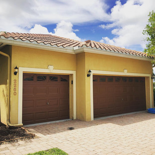 Exterior Stucco Home with 12 year Warranty