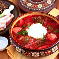Russian Food & Cooking