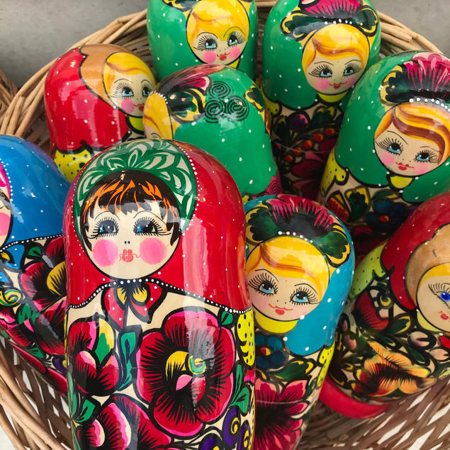 Russian Traditions & Customs