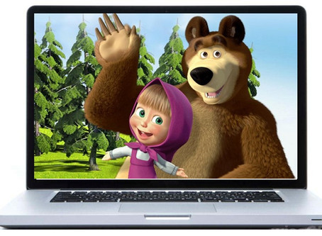 Can you actually learn Russian by watching cartoons?