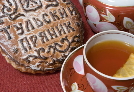 Traditional Russian Sweets