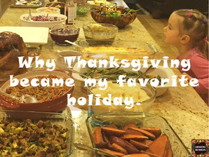 Why Thanksgiving Became My Favorite Holiday