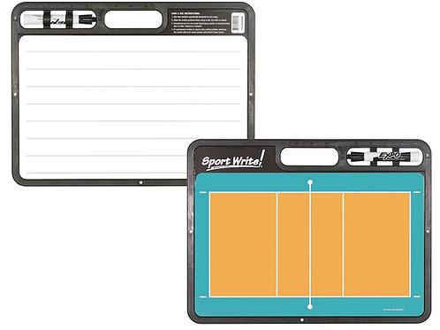 Coachbord volleybal (PRO)