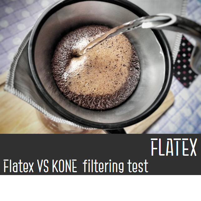 filtering test with KONE