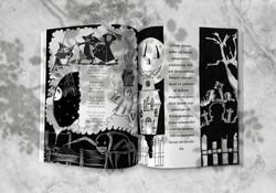 Minimalistic Magazine Spread Mockup
