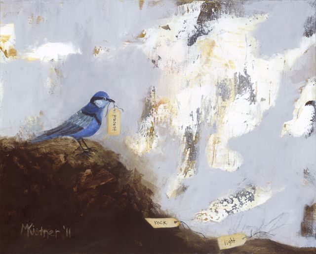 Blue Bird (present,rock,light)