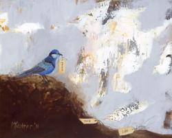 Blue Bird (present,rock,light)
