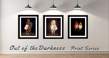 out of the darkness series on wall.jpg