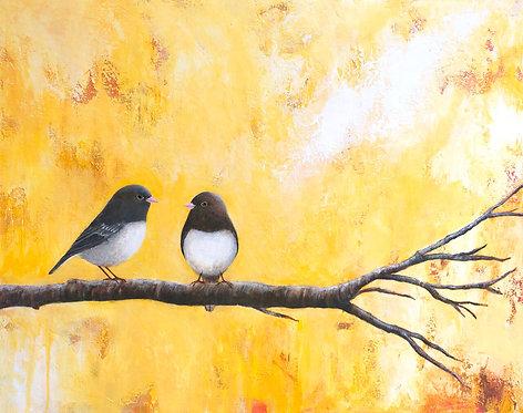 Speaks To My Soul -Original Painting