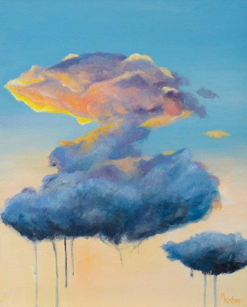 Sorrow and Joy original painting