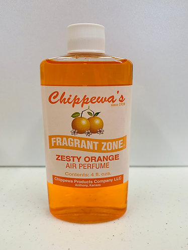 Zesty Orange Air Perfume