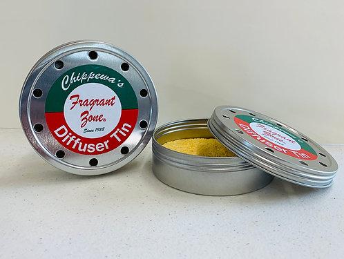 Round Diffuser Tin