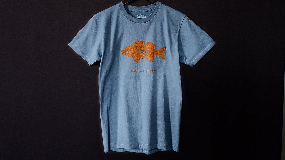 son of a perch t-shirt