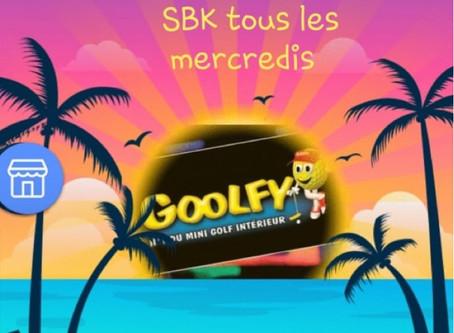Nouveauté Soirée bachata et sbk  au Goolfy de Mulhouse