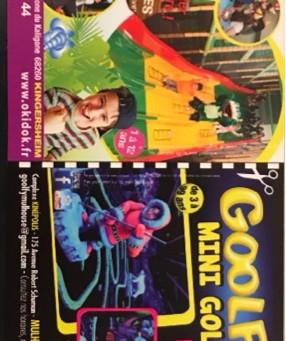 Goolfy fête le printemps du cinéma du 17 au 20 mars.