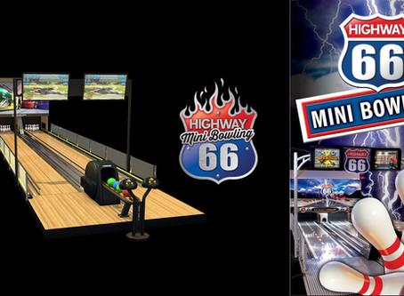 Découvrez le mini bowling 66