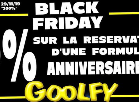 Offre spéciale uniquement vendredi 29 novembre!!!