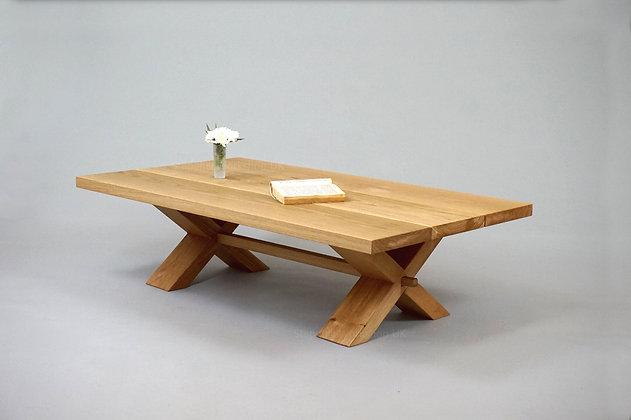 Corfe Oak Coffee Table