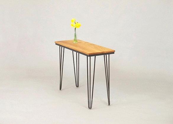 Egmont Oak Console Table