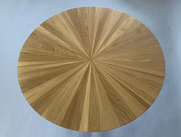 stapehillworkshop.co.uk starburst oak dining table 3w.JPG