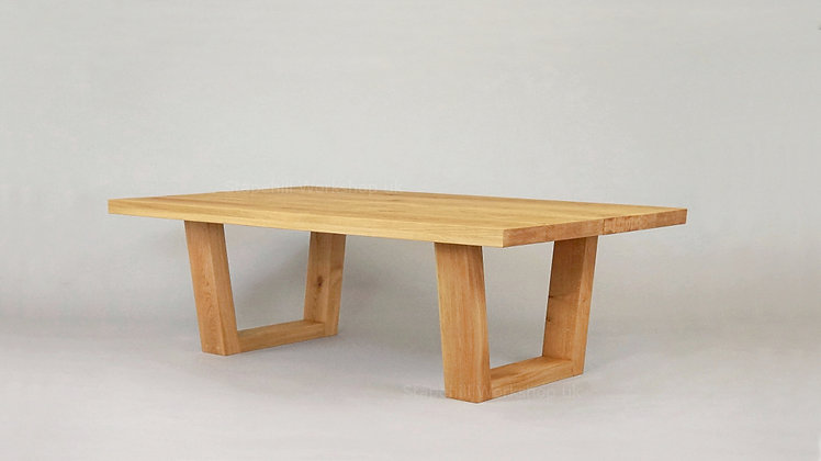 Kimmeridge Oak Dining Table