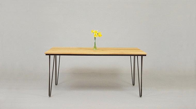 Egmont Oak Dining Table