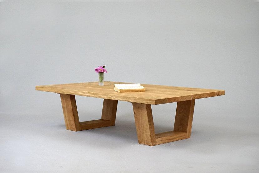 Kimmeridge Oak Coffee Table