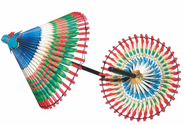 たばこの傘