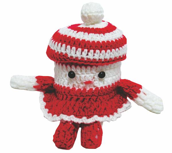 トイレットペーパー人形