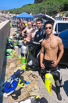 PADI Enriched Air Specialty Course