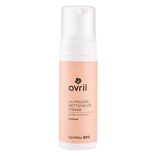 AVRIL - Mousse nettoyante visage - 150ml